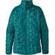 Patagonia Micro Puff Jacket Women Elwha Blue